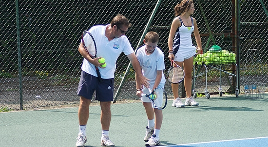 Importance Of Teaching Tennis To Kids